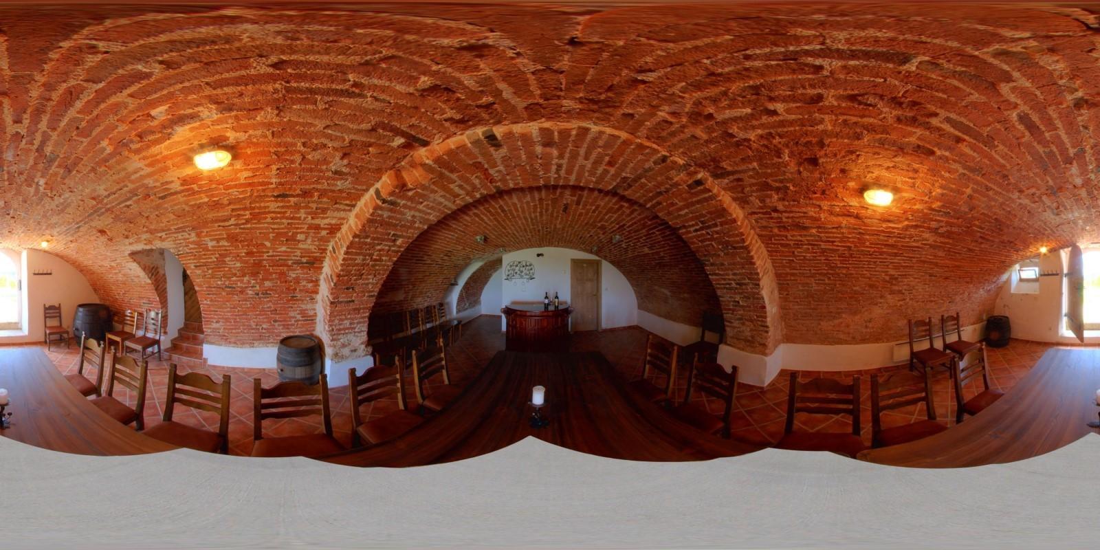 Vinogradniški dvorec - klet Tabernakel